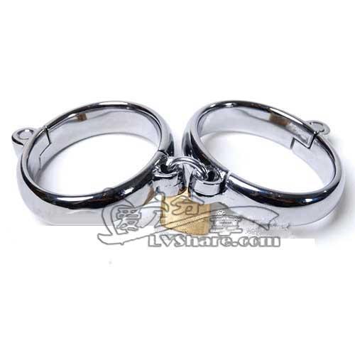 女式合金手铐手环
