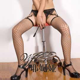 大眼网袜一双,弹性佳,性感美腿怎能少她?