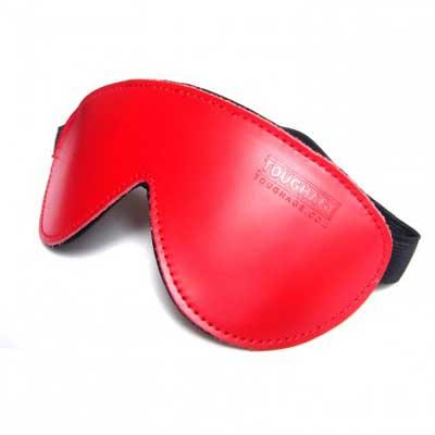 美国骇客 皮革眼罩E202 红色