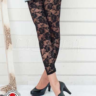 黑色的玫瑰提花惊艳动人。若隐若现的肌肤,极致魅惑!
