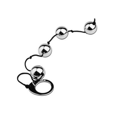 积之美 妙珠链链 后庭阴道拉珠 加热降温冰火两重天