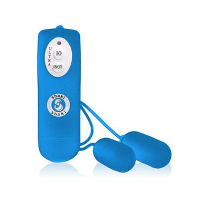 10频震动 全防水     电池盒也防水  双蛋 静音跳蛋 磨砂手感